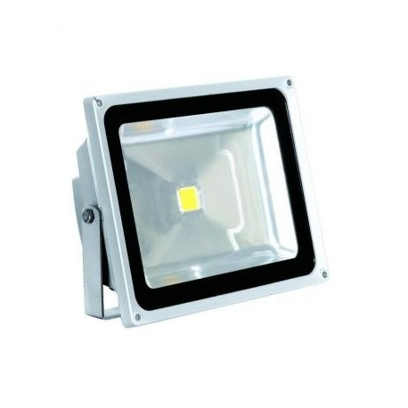 Proyector Led Exterior IP 65 20W 3000K Blanco Cálido