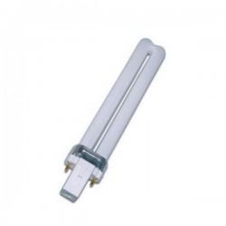 Ampolleta Fluorescente Compacto PL-S 11W 3000K 2 Pines.