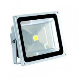 Proyector Led Exterior IP 65 30W 3000K Blanco Cálido