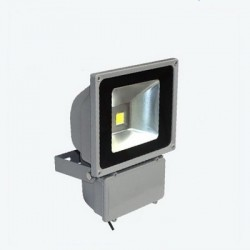 Proyector Led Exterior IP 65 70W 3000K Blanco Cálido