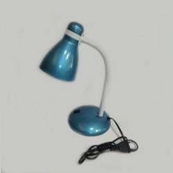 Lámpara de Escritorio Articulada E-27 color Azul